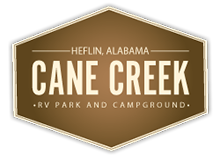 Cane Creek Rv Park And Campground Heflin Alabama